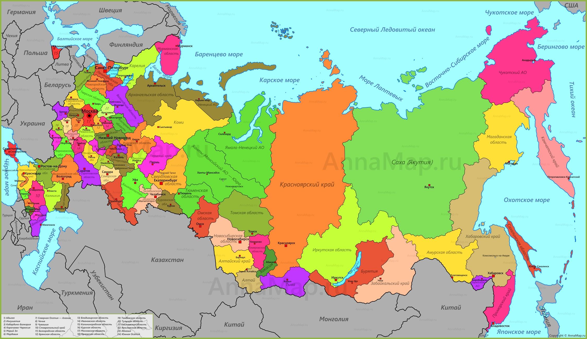 Алтайский край | Общая информация Алтайский край